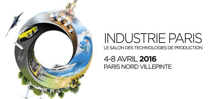 Salon de l'industrie Paris 2016