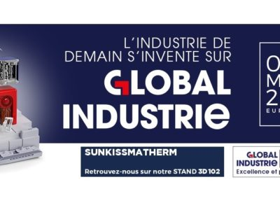 Salon Global industrie Lyon 2019