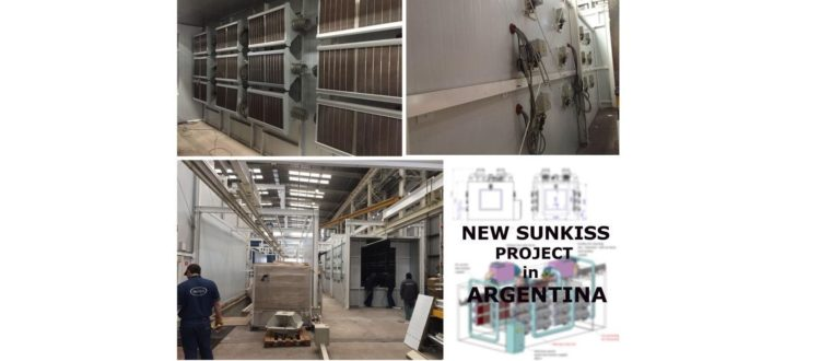 Argentina New SUNKISS PROJECT 2018
