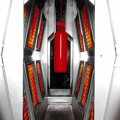 Concevoir un tunnel de séchage industriel