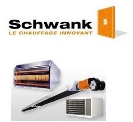 Schwank chauffage entrepots