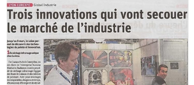Salon Industrie 2019 Sunkiss